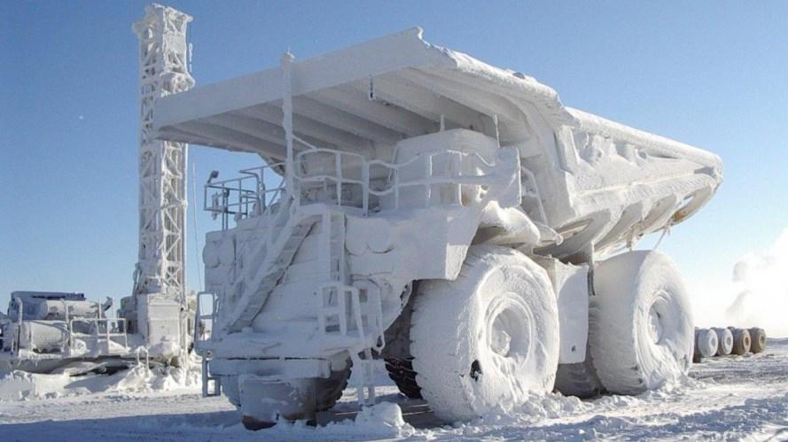 работа в мороз, права работников