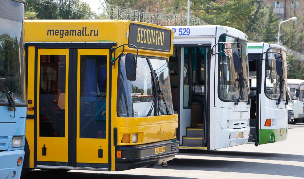 6-7 июля в Тольятти прошел XVI областной конкурс профессионального мастерства водителей автобусов