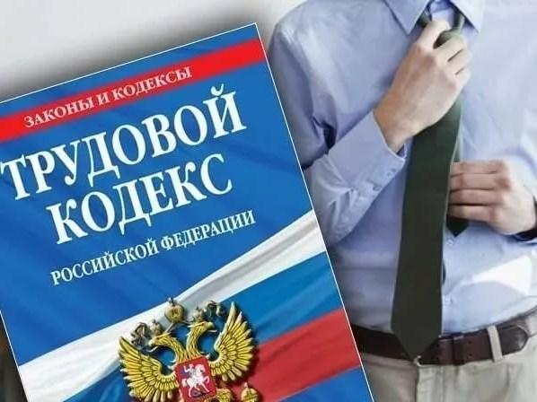 В Госдуму внесли законопроект о поправках в Трудовой кодекс