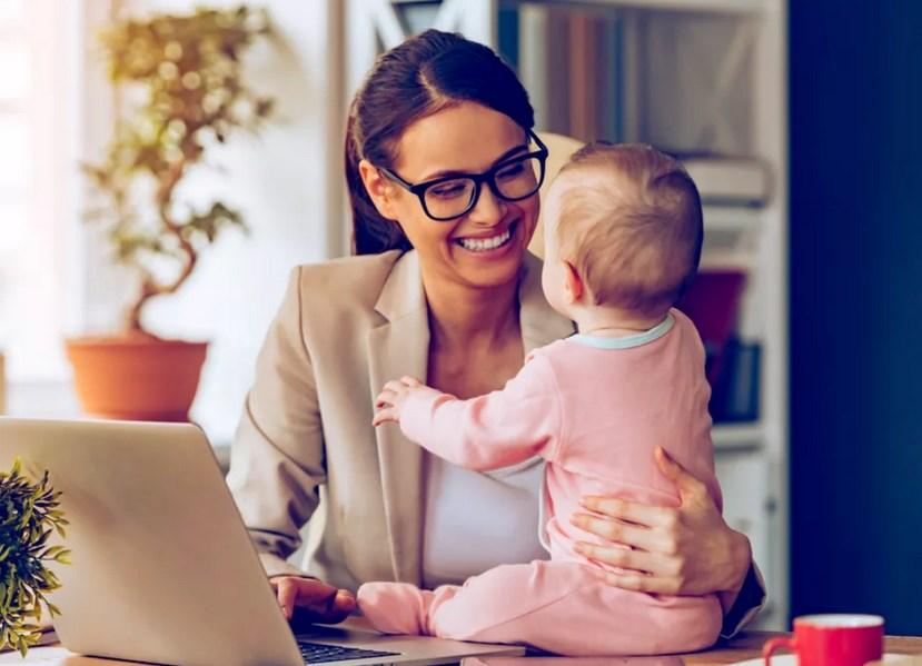 Женщины, находящиеся в декретном отпуске, повышают квалификацию бесплатно
